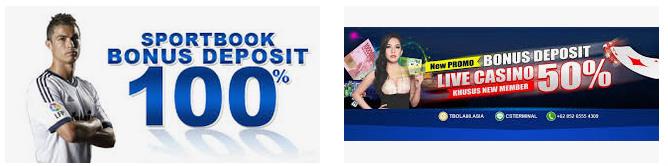 Promo di situs agen judi sbobet online resmi dan terpercaya