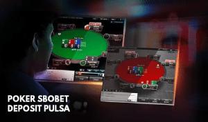 Poker SBOBET Deposit Pulsa